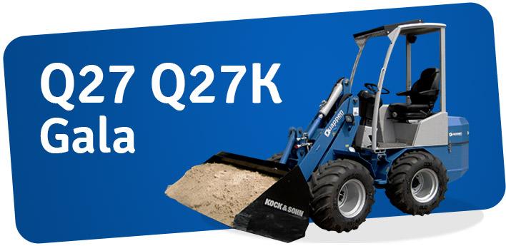 Q Loaders Q27 / Q27K Gala