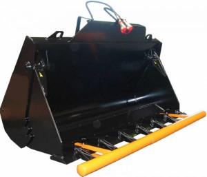 4-in-1 Folding Shovel